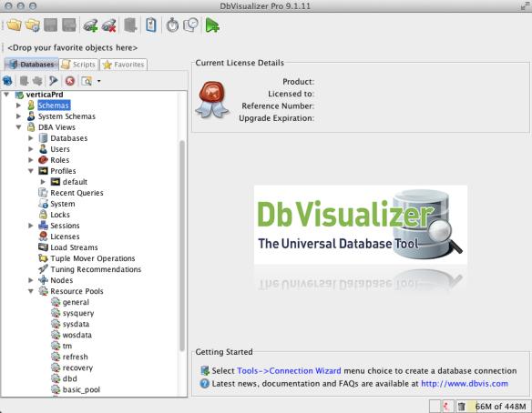 DBAviews